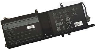 新品互換 DELL 9NJM1 99WH 交換用の バッテリー 適用される for dell alienware 17 r4 r5 alienware 15 r3 9njm1 p31e 交換用ノートパソコンの 電池 dell 9njm1 互換用...