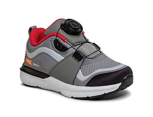 PRIMIGI 5451533 Sneakers Scarpe Grigio Bambino Chiusura Disco ruotante