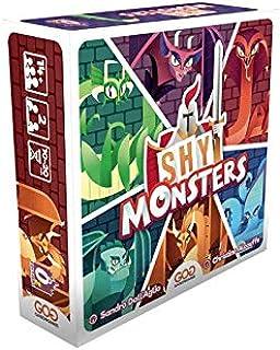 GOG Juego de Mesa Shy Monster: Amazon.es: Juguetes y juegos