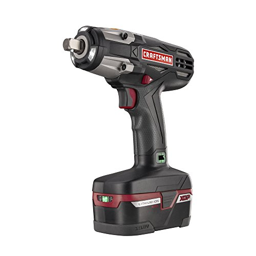 Craftsman C3 Impact Wrench