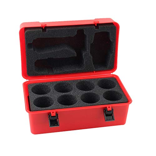Waterproof Portable Box Gyro Storage Box Carrying Case for Burst Spinning Top Game