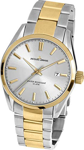 Jacques Lemans Derby 1-1859 1-1859J Reloj de Pulsera para Hombres