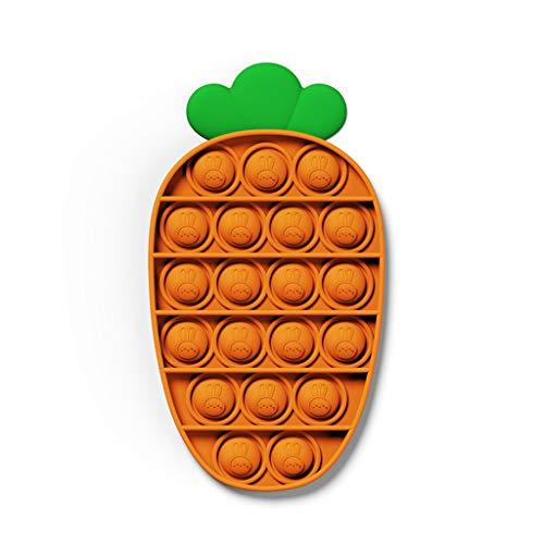 KOBI Brinquedo Sensorial Push-Pop Bubble Fidget para Crianças e Adultos