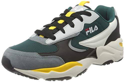 FILA Herren Mastermind 2.0 CB Men Sneaker, Storm/Black, 41 EU