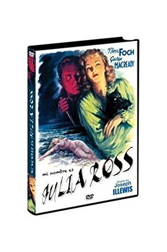 Mi nombre es Julia Ross [DVD]