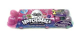 Hatchimals Season 2 Colleggtibles 14 Pack Eggs Carton Set   12 Pack Egg Carton plus 2 Bonus Limited Edition Eggs