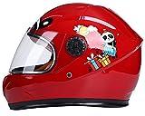 Niños Motocross Ful Face Helmet Motocicleta Niños Cascos Moto Moto Childs Moto Casco de seguridad