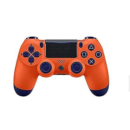 Sony - DualShock 4 Sunset Orange V2