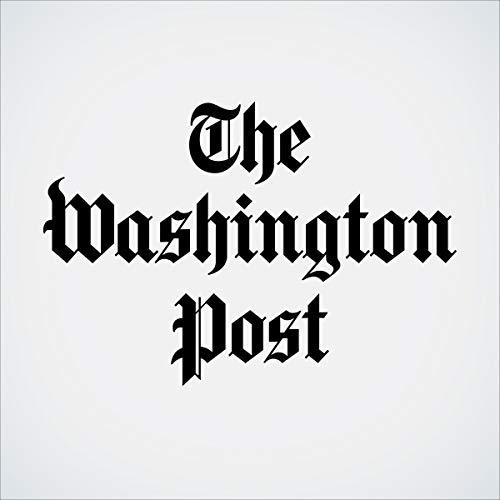 The Washington Post audiobook cover art