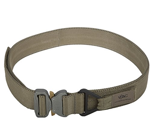 VTAC Cobra Riggers Belt With Triangular D-Ring (Coyote Brown, (LG) Large)