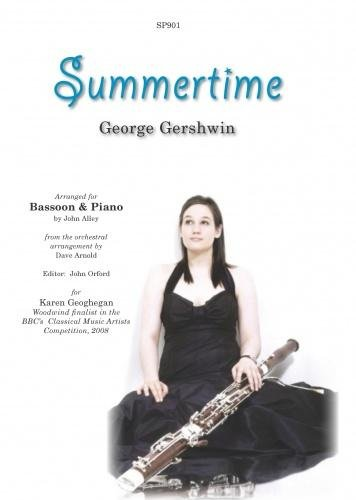 Summertime : for bassoon and piano