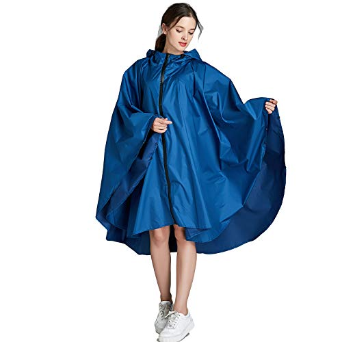 Mama stadt poncho pluie femme cape de pluie...