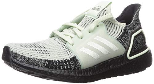 adidas Men's Ultraboost 19 Running Shoe, Linen Green/Linen Green/Ash Green, 6 UK