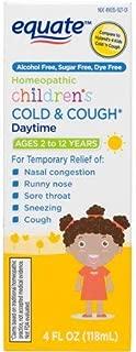 Best equate children's cold medicine Reviews