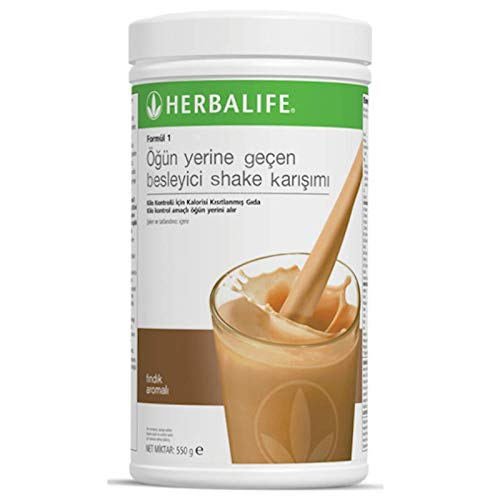 Herbalife Formula 1 Cioccolato 550 g Sostituto del Pasto