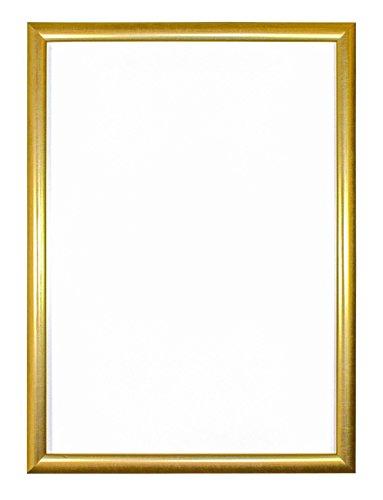 Schilderijen Frames Budget Picture/Foto/Poster frame - Met een MDF backing board- Klaar om op te hangen of te staan - 4 Stijlvolle kleuren Beschikbaar