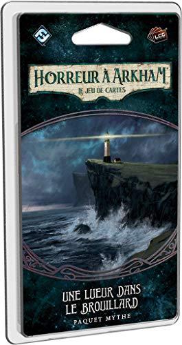 Horror a Arkham JCE extensión: luz en el niebla FR Edge FFG.-version FR