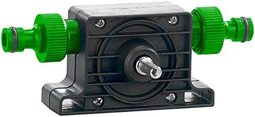 Royal Gardineer Bohrmaschinenpumpe: Pumpenaufsatz für Bohrmaschine zum Um- und Auspumpen von Wasser (Wasserpumpen)