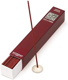 Esteban Teck & Tonka Japanese Incense Sticks 40 Incense Sticks