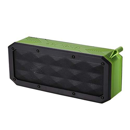 Sunydog Outdoor BT Speaker Multi-Functional Wirelessly Portable TF Card AUX Input MP3 Player IP65 Waterproof Rechargeable Mini Loudspeaker Box
