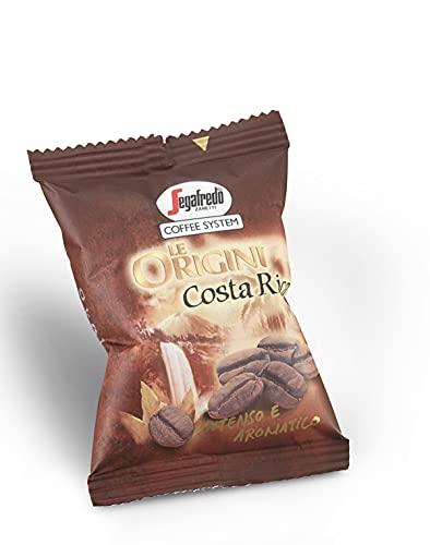 Segafredo Zanetti Coffee System - 50 Capsule Le Origini Costa Rica, Aroma Persistente e Fruttato con sensazioni liquorose - 1 Confezione da 50 Capsule
