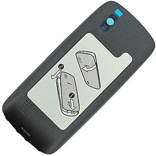 Nokia Asha 300 Copri Batteria Originale Grigio