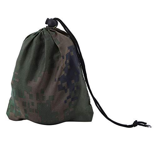 Correa de corbata de hamaca, correa de hamaca firme, ajuste rápido portátil duradero para acampar y viajar