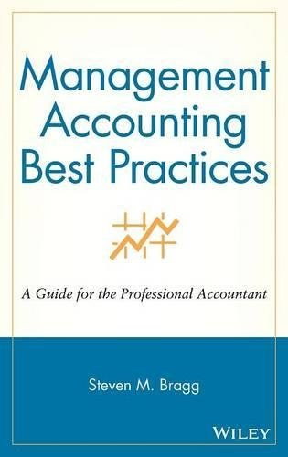 Image OfManagement Accounting Best Practices: A Guide For The Professional Accountant (English Edition)