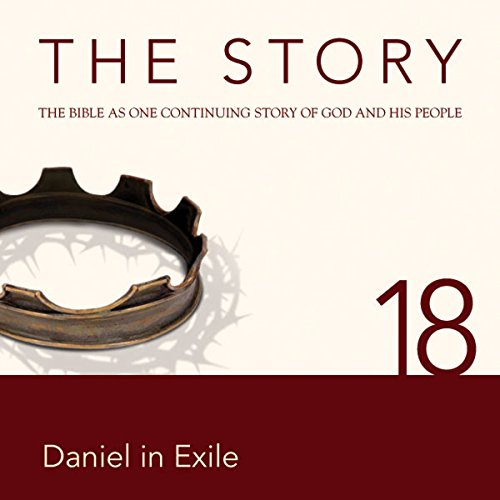 The Story Audio Bible - New International Version, NIV: Chapter 18 - Daniel in Exile cover art