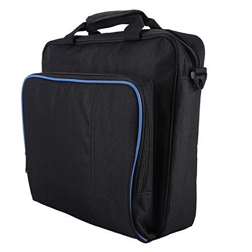 Tasche für PS4 Slim, Schutztasche Anti-Schock-Staubschutzhülle Tragetasche Reisehandtasche für PlayStation4 PS4 Slim