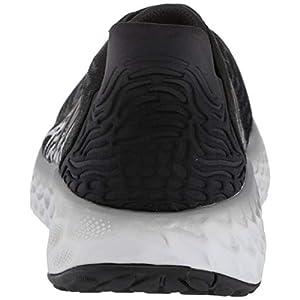 New Balance Men's Fresh Foam 1080 V10 Running Shoe, Black/Steel, 10.5