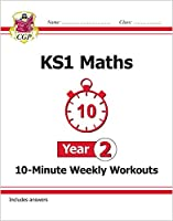 KS1 Maths 10-Minute Weekly Workouts - Year 2