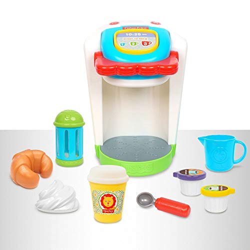 cafetera juguete con sonido fabricante Barbie