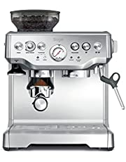 the Barista Express, Brushed Stainless Steel