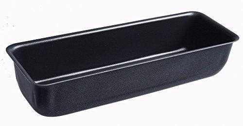 Grilo 414030 Moule à Cake 30 cm - Dulce, Autre, Noir