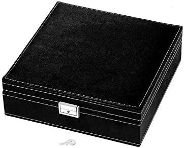 Jewelry Box Organizer Super special price With Two Ranking TOP14 Layer Case Display L Storage with
