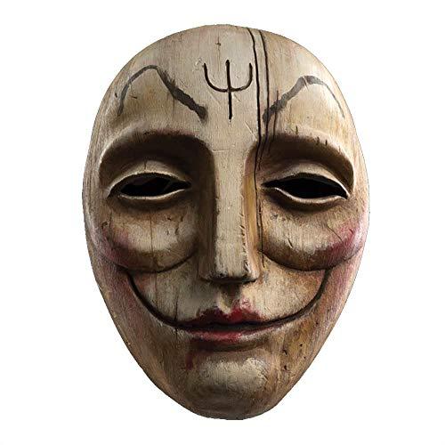 Générique – mahal798 – Máscara látex Adulto