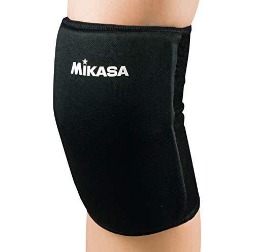 ミカサ(MIKASA) ニーパッド ジュニアサイズ 1ペア(2枚) ブラック AC-NP250 JR