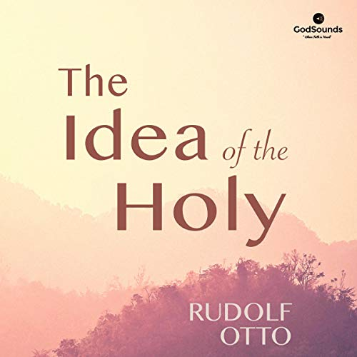 The Idea of the Holy audiobook cover art