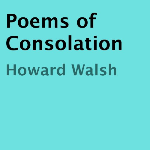 Poems of Consolation audiobook cover art