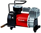 Einhell Auto compressore d'Aria CC 12 V AC 35/10 (0 – 10 Bar di Pressione manometro, cap...