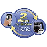 Hamilton-Beach-2-Way-Brewer-Coffee-Maker-Single-Serve-and-12-Cup-Pot-Stainless-Steel-49980A-Carafe