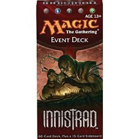 Wizard of the Coast 66446 - MTG Innistrad Event Deck EN