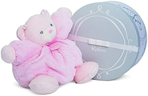 Kaloo grand Perle Chubby Bear (rose) by Kaloo