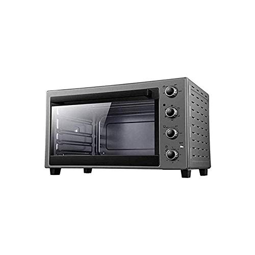Wghz Pizzaofen Brotbackmaschinen, Elektroofen Backen Multifunktional Automatik 60 Liter Großraum Multifunktionsfrühstück Sandwich Elektroofen