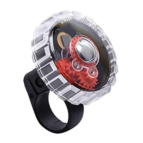Mirrycle Incredibell Gear - Timbre para bicicleta (20 GEAR)