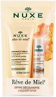 Rêve de Miel Hand Cream Lip and Moisturizing Stick Set