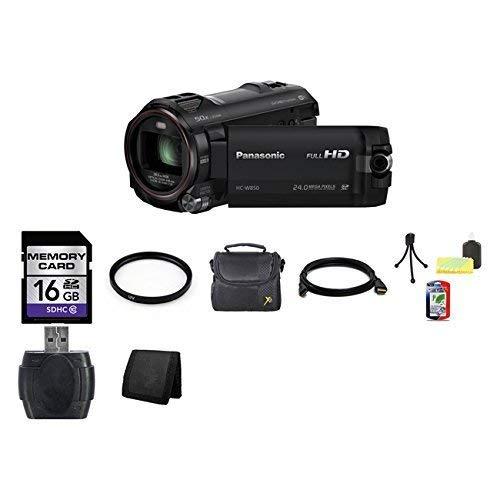 Lowest Prices! Panasonic HC-W850K Digital HD Camcorder (Black)