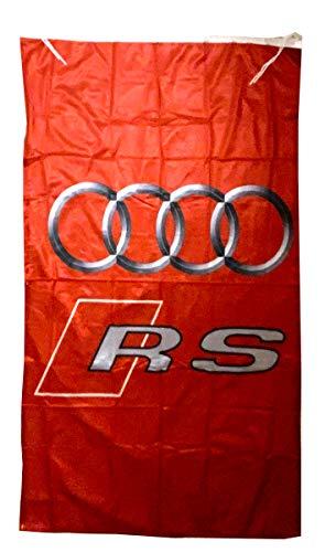 Cyn Flags AU-DI RS ROT VERTIKAL Fahne Flagge 150 X 90 cm - 5 X 3 ft