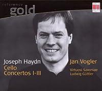 Cello Concertos I - III (Dig)